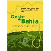 Oeste da Bahía Aspectos Agrícolas, Ecológicos e Econômicos