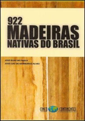 922 Madeiras Nativas do Brasil