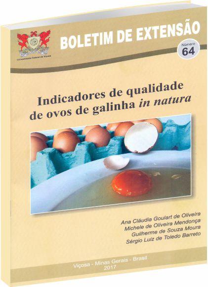 Indicadores de Qualidade de Ovos de Galinha in Natura