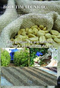 BT 105 - Boas Práticas de Pré-colheita, Colheita e Pós-colheita do Café