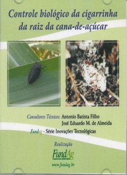 CD ROM  - Controle Biológico da Cigarrinha da Raiz da Cana-de-Açucar