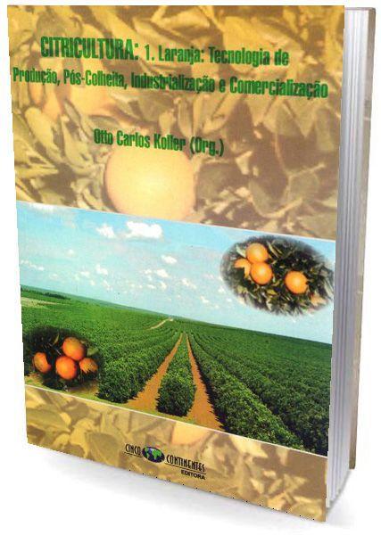 Citricultura - 1 Laranja - Tecnologia de Produção