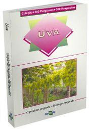 Coleção 500 Perguntas 500 Respostas - Uva