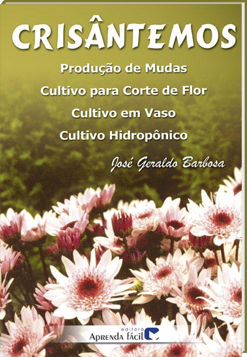 Crisântemos - Produção de Mudas / Cultivo para Corte de Flor Cultivo em Vaso / Cultivo Hidroponico