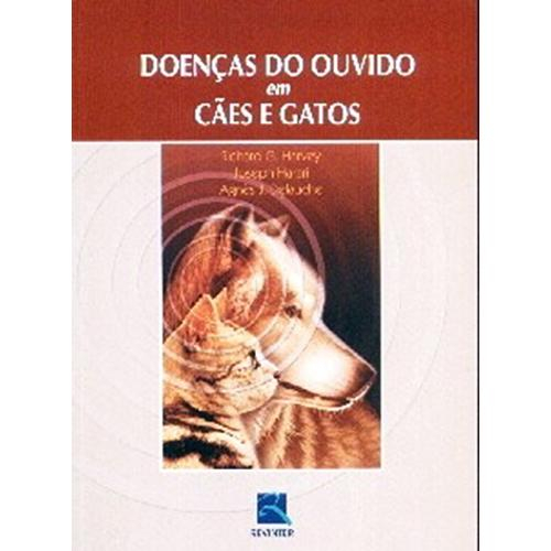 Doenças do Ouvido em Cães e Gatos