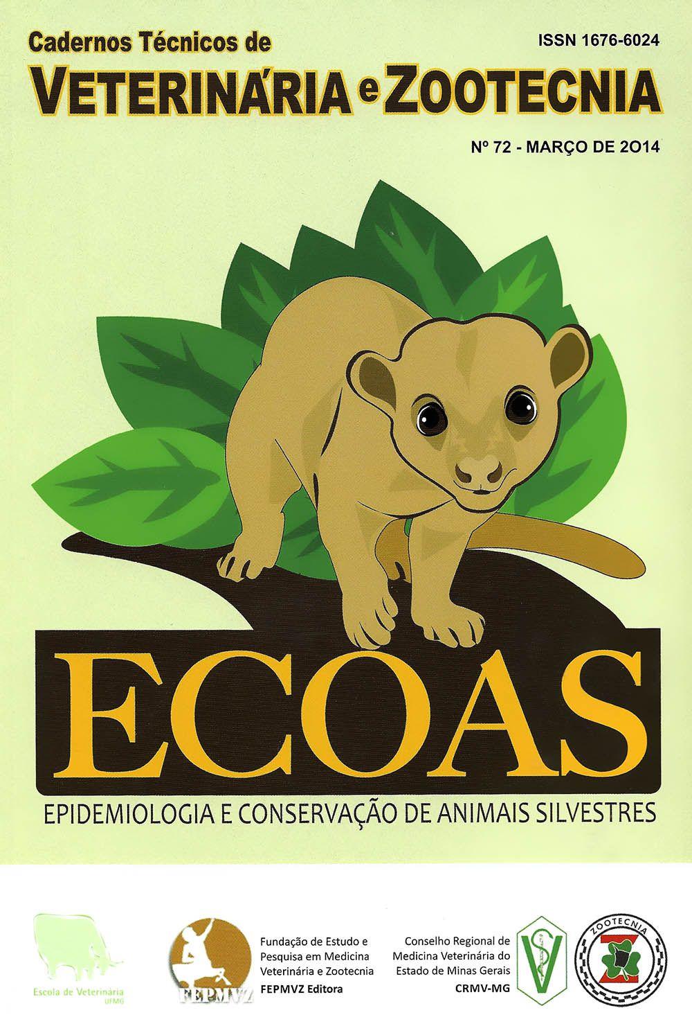 Ecoas - Epidemiologia e Conservação de Animais Silvestres