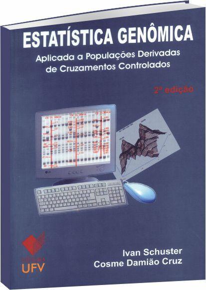 Estatística Genômica - Aplicada a populações derivadas de cruzamentos controlados