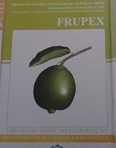 Frupex - Lima Ácida Tahiti: Procedimentos de Colheita e Pós-Colheita