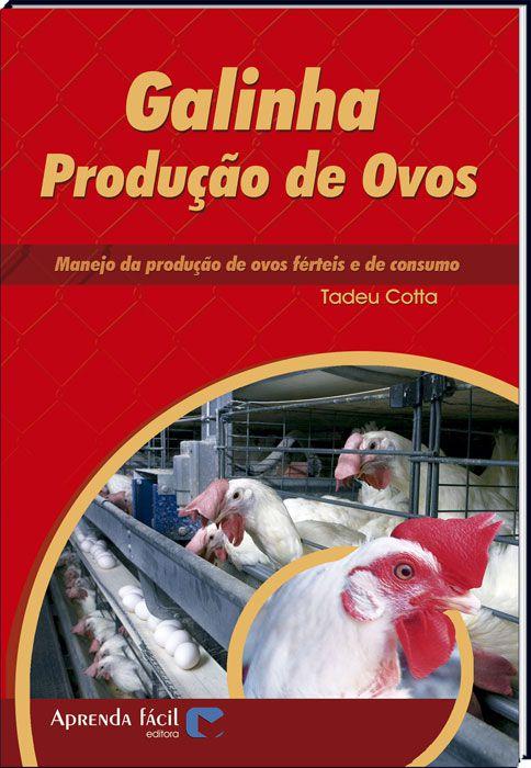 Galinha - Produção de Ovos