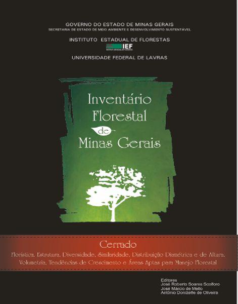 Inventário Florestal de Minas Gerais - Cerrado