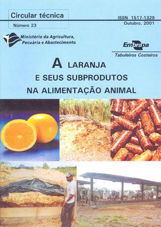 Laranja e seus Subprodutos na Alimentação Animal