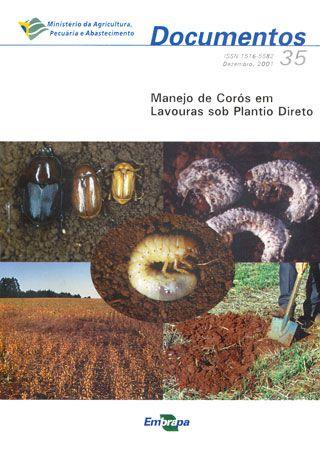Manejo de Corós em Lavouras Sob Plantio Direto