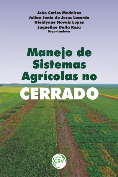 Manejo de Sistemas Agrícolas no Cerrado