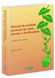 Manual de Análises Químicas de Solos, Plantas e Fertilizantes