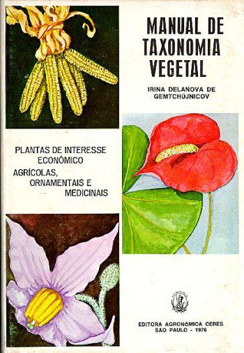 Manual de Taxonomia Vegetal