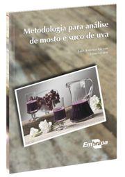 Metodologia Para Análise de Mosto e Suco de Uva