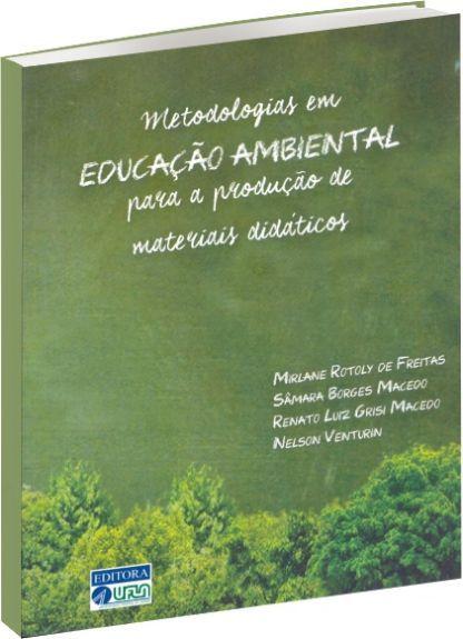 Metodologias em Educação Ambiental para a Produção de Materiais Ditáticos