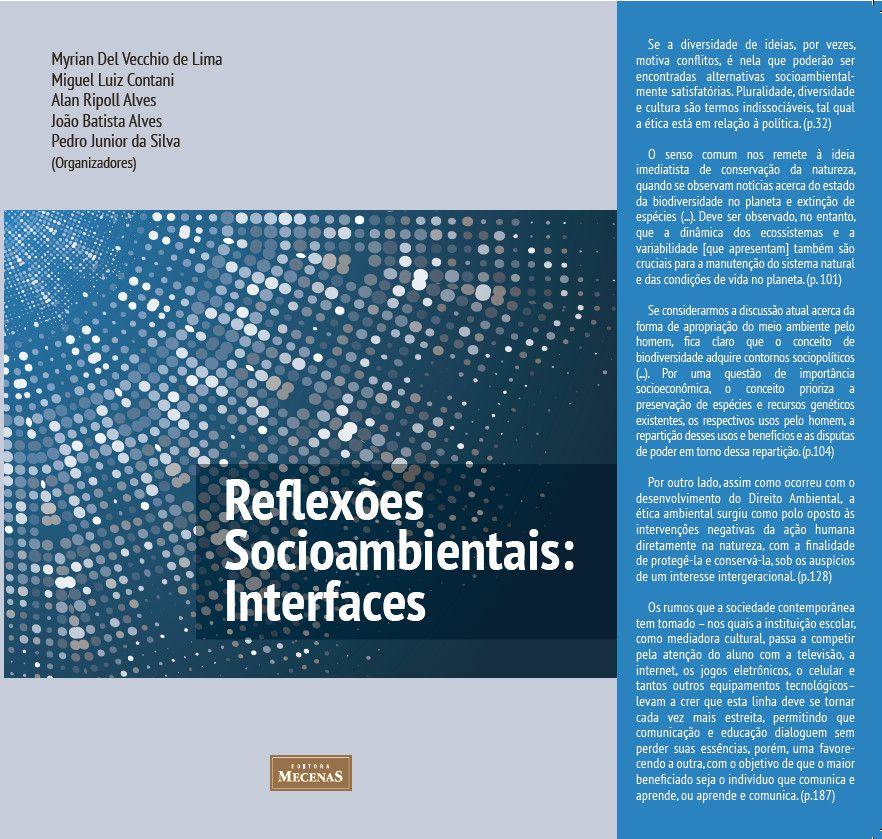 Reflexões Sócio Ambientais - Interfaces
