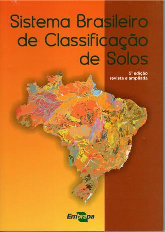 Sistema Brasileiro de Classificação de Solos 5ª Edição