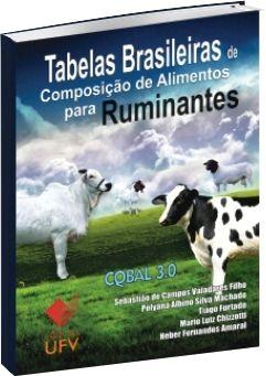Tabelas Brasileiras de Composição de Alimentos para Ruminantes
