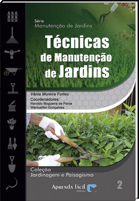 Técnicas de Manutenção de Jardins
