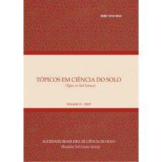 Tópicos em Ciência do Solo - Volume VI