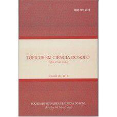Tópicos em Ciência do Solo - Volume VIII