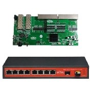PCBA Xwave Metro Switch 8 Portas (WI-PS310GFR)