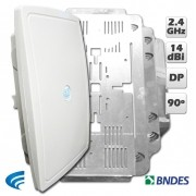 Antena Xwave 2414SDP + MultiShield