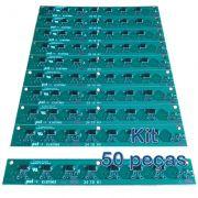 Kit 50 Placas PoE Reverso para Switch Intelbras Sf800q+ e Re118 com diodos