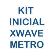 Kit Inicial Xwave Metro