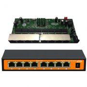 PCBA PAC Switch Fast 8 Portas Wi-Tek (WI-PS108R)