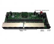 PCBA PAC Switch Gigabit 8 Portas Wi-Tek (WI-PS308GR)