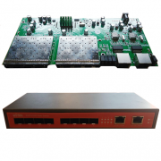 PCBA Switch 8 Portas SFP para FTTH Metro (WI-SG310F)