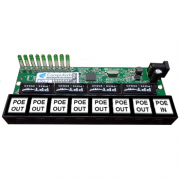 PCBA Xwave MegaPoE - 12V a 24V - 10/100 Mbps