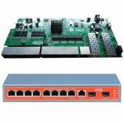 PCBA Xwave Metro Switch 8 portas Gerenciável (WI-PMS310GFR)