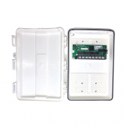 Switch Xwave MegaPoE GIGA Fonte Redundante com Caixa Hermética