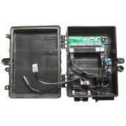 Xwave PAC Switch 8 Portas Fast Ethernet com Conversor DC/DC