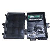 Xwave PobreNet PAC Switch 8 Portas Fast Ethernet 12 - 48v com caixa