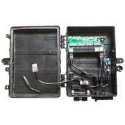 Xwave PobreNet PAC Switch 8 Portas Fast Ethernet com Conversor DC/DC 12 - 48V