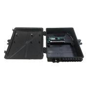 Xwave PobreNet Giga PAC Switch 8 Portas - 12v a 48v com caixa