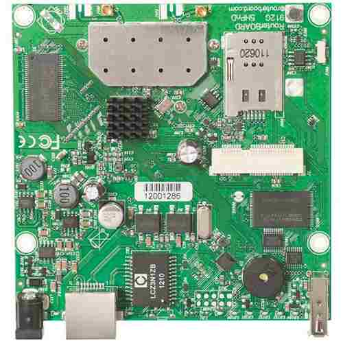 RouterBoard RB912UAG-2HPnD - Level 4  - ComputechLoja
