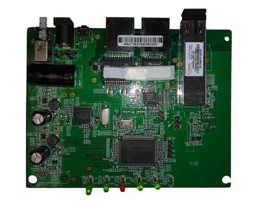 Placa PCBA ONU OIW-ONU-DE-1G1F Gepon  - ComputechLoja