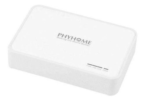 ONU GPON PhyHome Bridge / Router Gigabit (FHR2100GZB)  - COMPUTECH TECNOLOGIA