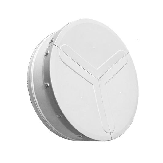 Antena Xwave 5828DP-BL com Blindagem Lateral  - ComputechLoja