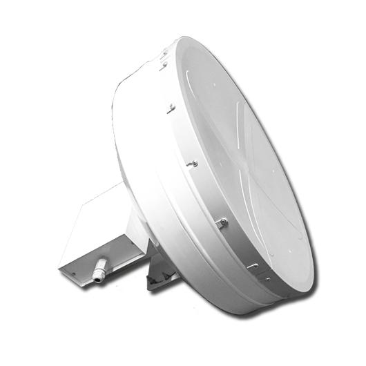 Antena Xwave 5831DP-BL-SLA com Caixa de Proteção  - ComputechLoja
