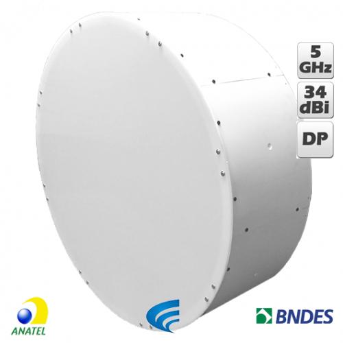 Antena Xwave 5834DPR com Radome Shield  - ComputechLoja