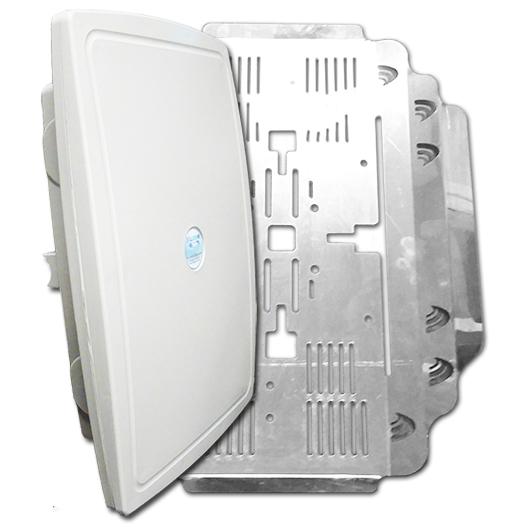Antena Xwave SuperPOP 5817SDP - Setorial 5 GHz 17 dBi 90° com MultiShield  - ComputechLoja