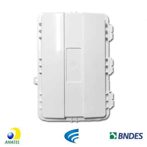 Caixa Xwave MultiBox Branca  - ComputechLoja