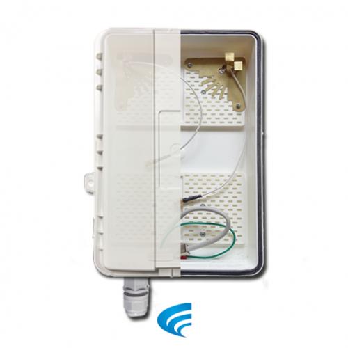 Caixa Xwave MultiBox com Antenas - SMA-RP Macho  - ComputechLoja